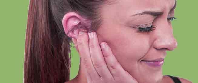 التهاب الاذن الوسطى والدوخة واسبابها وعلاجها